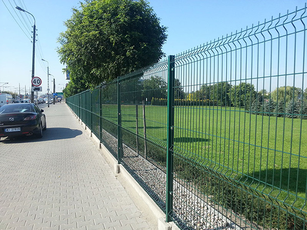 PVC Painted Wire Fence